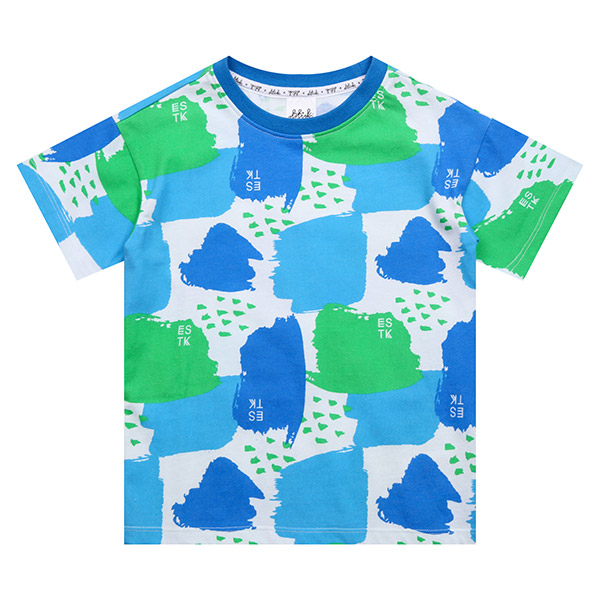 ELSTINKO SHORT SLEEVES 719 (BL) -KIDS