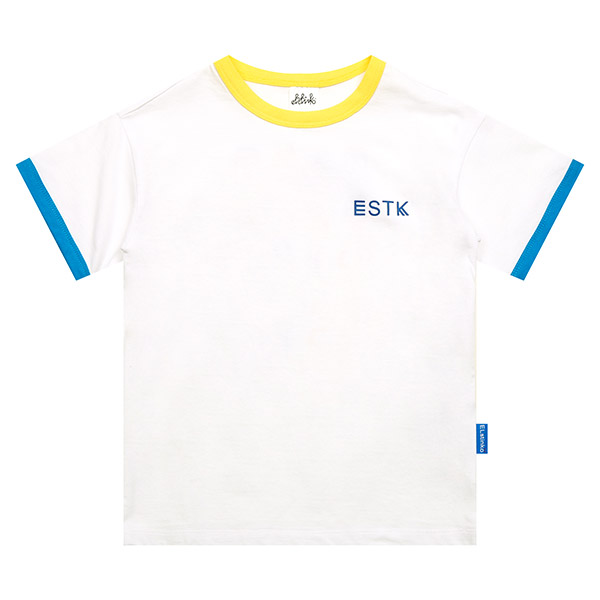 ELSTINKO SHORT SLEEVES 715 (WH) -KIDS