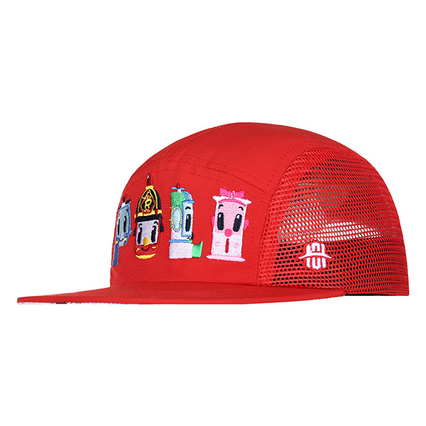 ROBOCAR POLI SNAPBACK 705 (RE) -KIDS