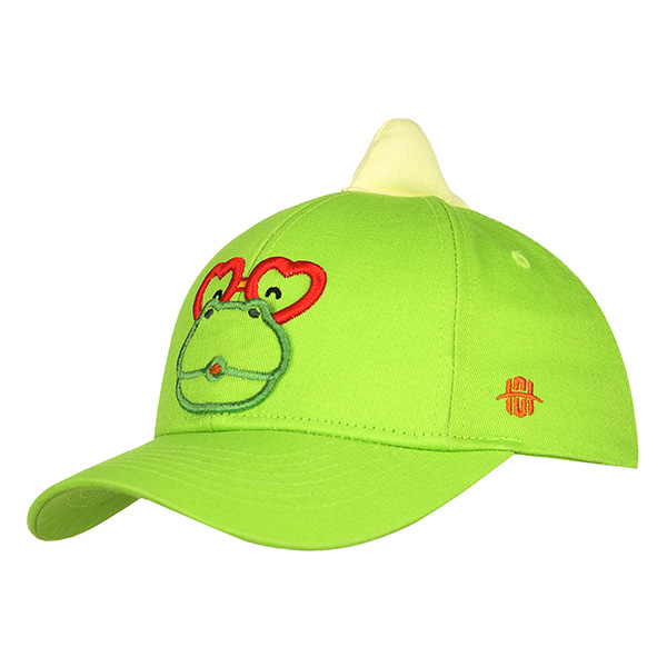 PORORO BASIC CAP 711 (GR) -KIDS
