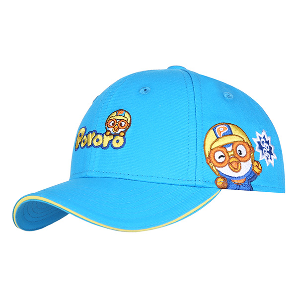 PORORO BASIC CAP 702 (BL) -KIDS