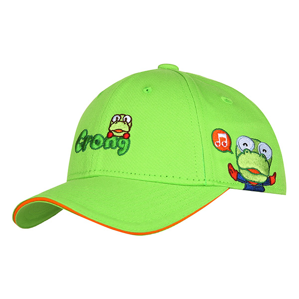 PORORO BASIC CAP 703 (GR) -KIDS