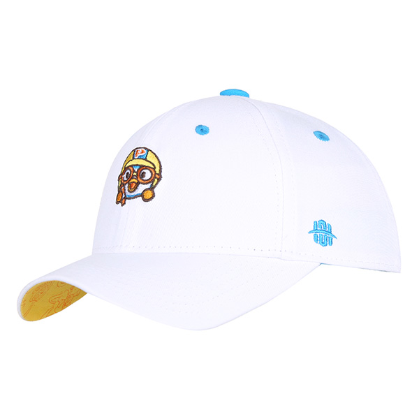 PORORO BASIC CAP 705 (WH) -KIDS