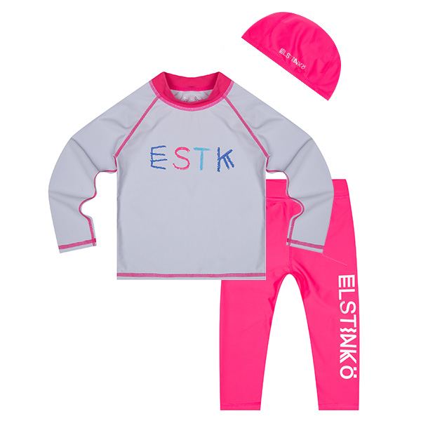 ELSTINKO SWIMSUIT 707 (PK) -KIDS