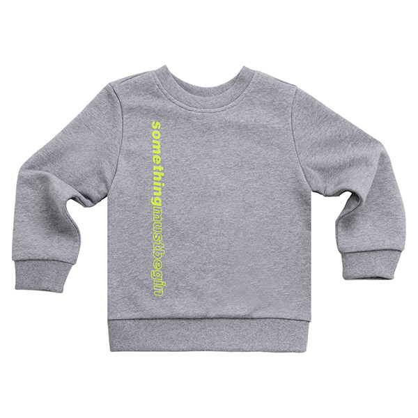SMB LONG SLEEVES 803 (GY) -KIDS