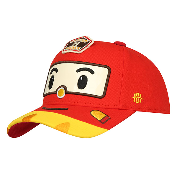 ROBOCAR POLI BASIC CAP 803 (RE) -KIDS