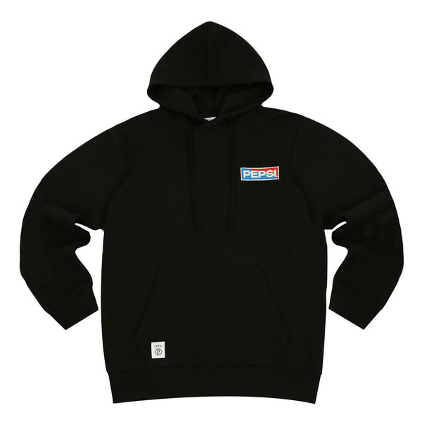 PEPSI HOODED JUMPER 301 (BK)