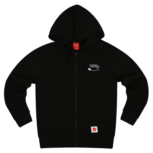 PEKO HOODED JUMPER 301 (BK)