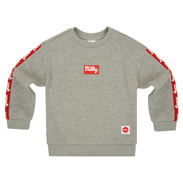 PEKO LONG SLEEVES 806 (GY) -KIDS
