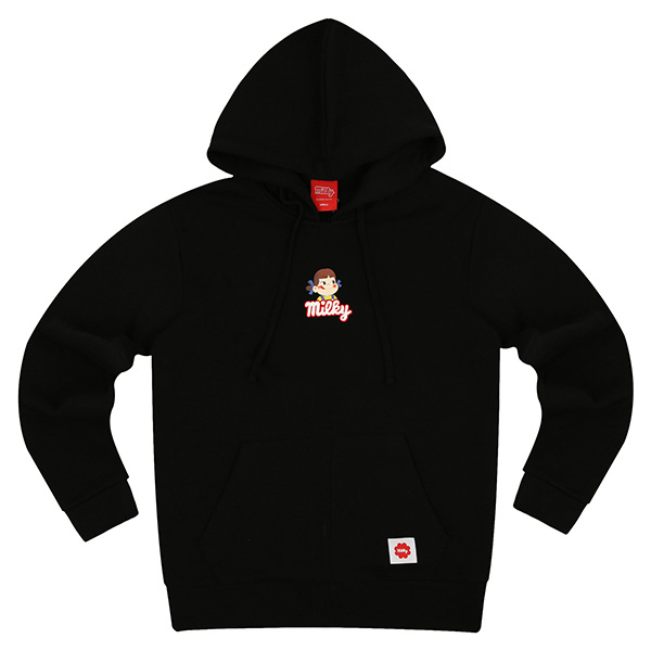 PEKO HOODED T-SHIRTS 305 (BK)