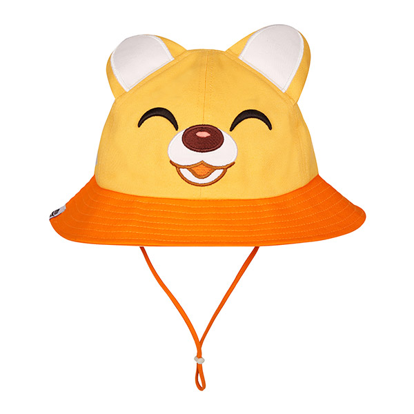 PORORO FASHION HAT 804 (YE) -KIDS