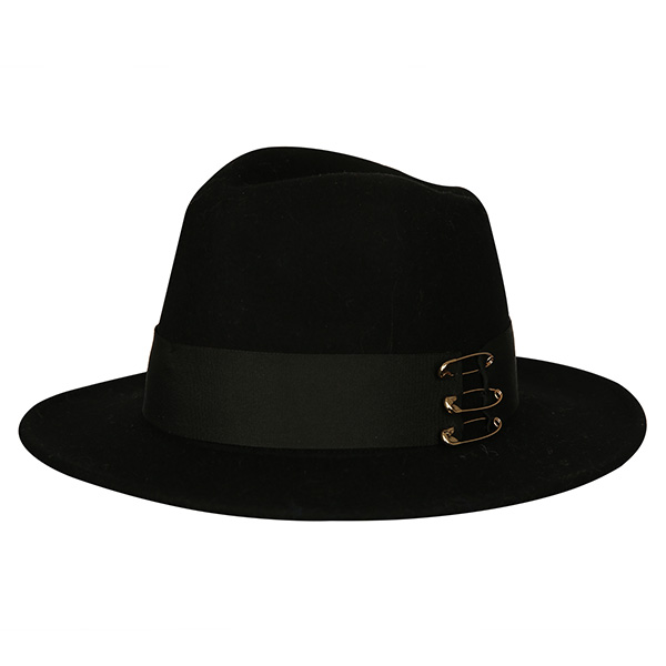 SMITH BRIDGE FEDORA 327 (BK)