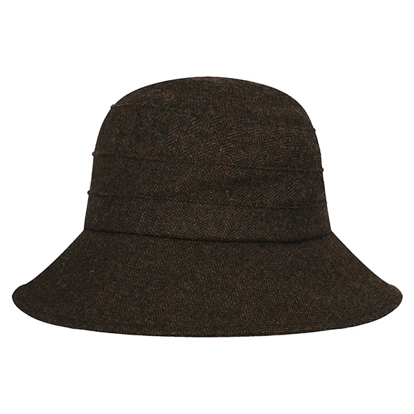 SMITH BRIDGE FASHION HAT 313 (BW)