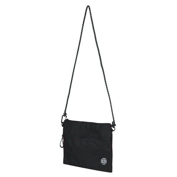 SMB SHOULDER BAG 411 (BK)