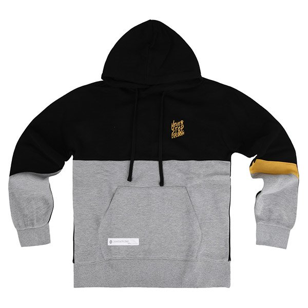 SMB HOODED T-SHIRTS 317 (BK)