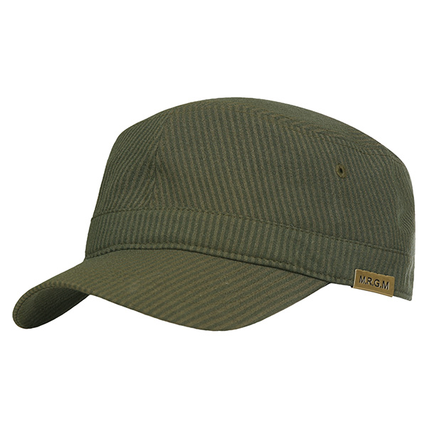 MR.REAL GOOD MAN MILITARY CAP 403 (KH)