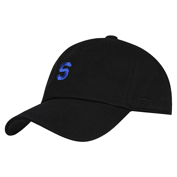 SMB WASHED CAP 406 (BK)